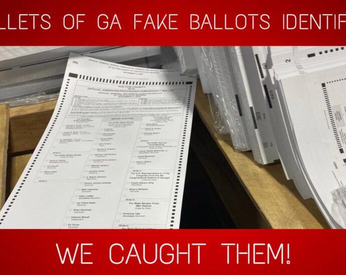 Fake Ballots